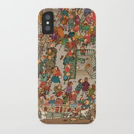 St-Lawrence Market iPhone Case