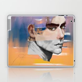 We gather up our hearts and go thousand kisses deep Laptop & iPad Skin