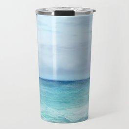 Peaceful Ocean Travel Mug