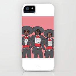 The Three Amigos iPhone Case