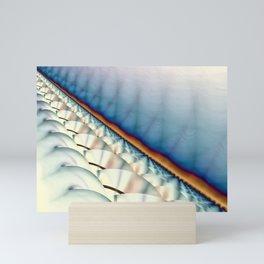 Glacier Mini Art Print