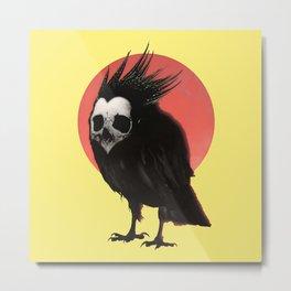 Birdie Metal Print