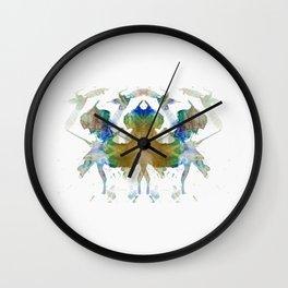 Inkdala LXXX Wall Clock