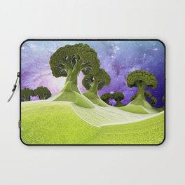Broccoli Planet Laptop Sleeve