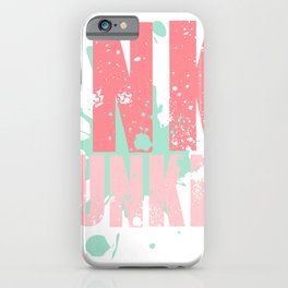 Tattoo Lover Ink Junkie iPhone Case