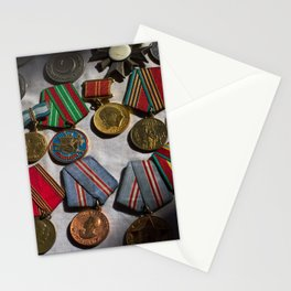 RussianMedals_Afghanistan Stationery Cards