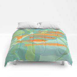 Seek and hide Comforters