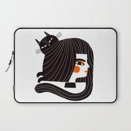 CAT HAIR Laptop Sleeve