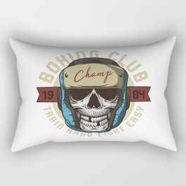 Sports - Heavyweight - Boxing Club Rectangular Pillow