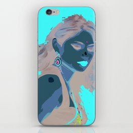 Selfie iPhone Skin