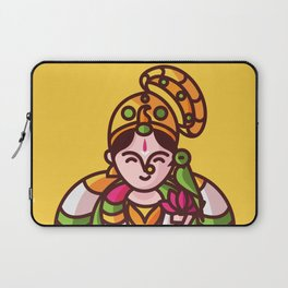 Srivilliputhur Andal Laptop Sleeve