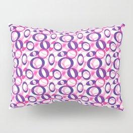 Oblong Pattern Pillow Sham