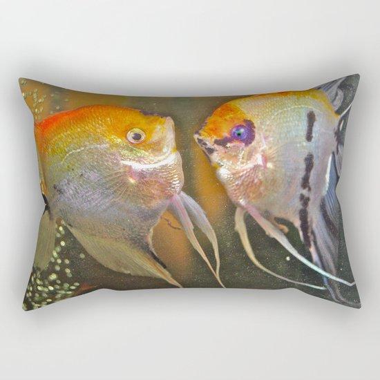 VAL & TINE ANGELS Rectangular Pillow