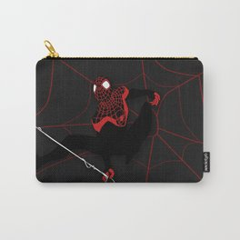 Ultimate Spider-man Miles Morales Carry-All Pouch