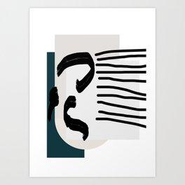 Cant explain Art Print