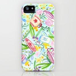 Spring High Tea iPhone Case
