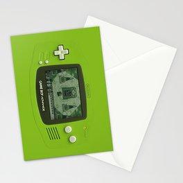 Gameboy Zelda Link Stationery Cards