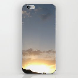 Light & Dark iPhone Skin
