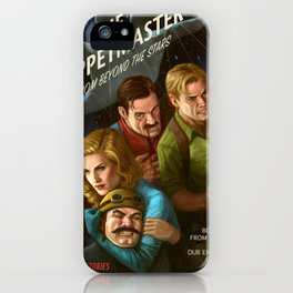 The PuppetMaster iPhone Case