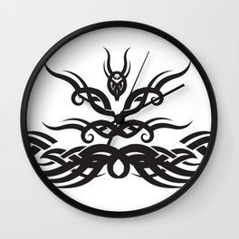 Fly baby Wall Clock