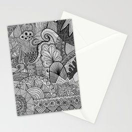 Doodle 3 Stationery Cards