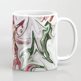 Trimming Roses Coffee Mug