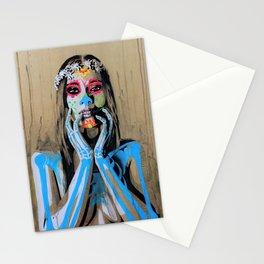 diosas de la noche #2 Stationery Cards