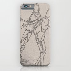 dancing mannequinns iPhone 6s Slim Case