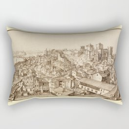 Avignon 1610 Rectangular Pillow