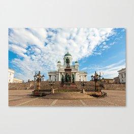 Helsinki 8 Canvas Print