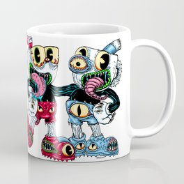 Monster Cups Coffee Mug