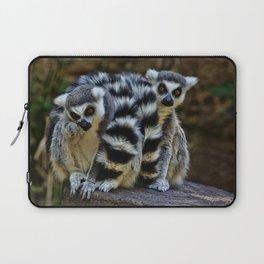 Twin Lemurs Laptop Sleeve