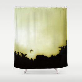 Basilika Sagrada Familia – Barcelona – with one Dove Shower Curtain