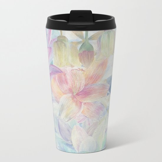 All the colors Metal Travel Mug