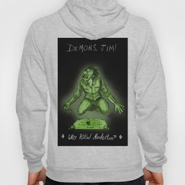 Demon Jim - Who Killed Markiplier Hoody