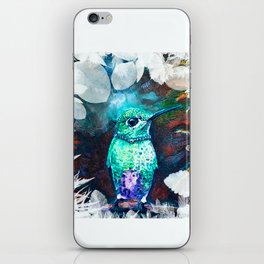 Posh Bird iPhone Skin