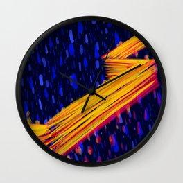 Bounce  Wall Clock