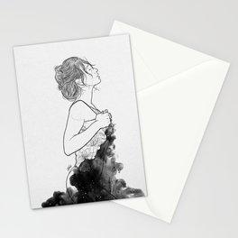 Deep ocean of secrets. Stationery Cards