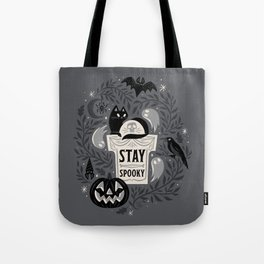 Stay Spooky Tote Bag