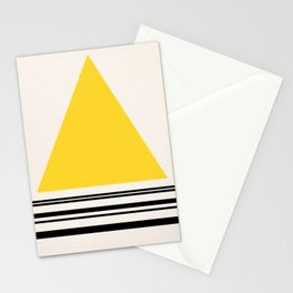 Code Yellow 002 Stationery Cards