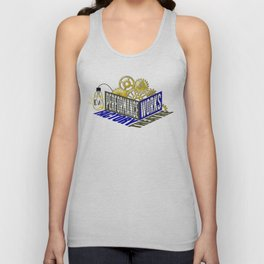 Performance Works Factory Theatre Unisex Tank Top