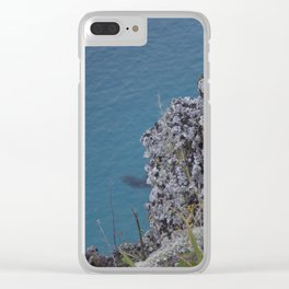 LHI Contrast Clear iPhone Case