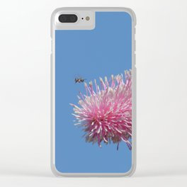 Perfect Timing Clear iPhone Case
