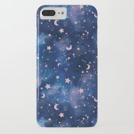 Zodiac - Watercolor iPhone Case