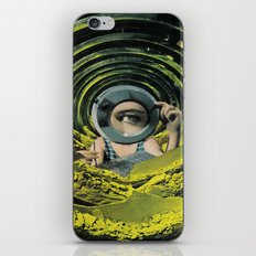 Close Inspection iPhone & iPod Skin