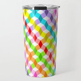 Tempus Vernum Geometrica Travel Mug
