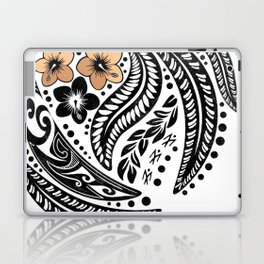 Polynesian Tribal Laptop & iPad Skin