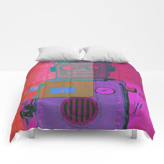 Radioactive Generation 4 Comforters