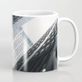 New York City: Angles in Black and White Coffee Mug