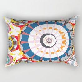 A Whirlygig (n) Rectangular Pillow